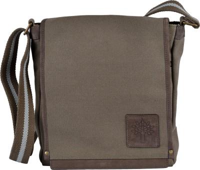Woodland Messenger Bag