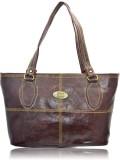 Trendbuzz Hand-held Bag (Brown)