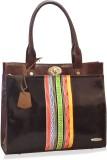 Arpera Shoulder Bag (Brown)