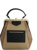 Melange Fashions Hand-held Bag (Brown)