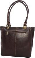 Prezia Hand-held Bag(Brown)