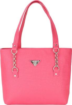 SIDDHARTH SANYA Hand-held Bag(Pink)