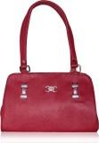 Firangi Hand-held Bag (Red)
