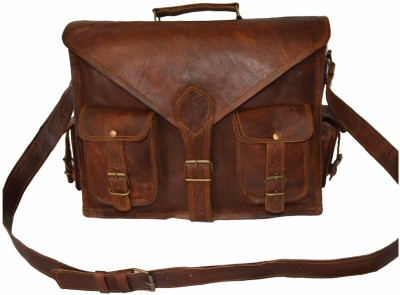Craft World Messenger Bag