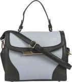 Legal Bribe Sling Bag (Black, Grey)