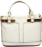 Limerence Hand-held Bag (White)