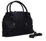 Qalisers Shoulder Bag (Black)