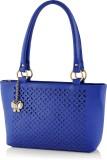 BUTTERFLIES Shoulder Bag (Blue)