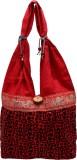 Rastogi Handicrafts Shoulder Bag (Red, R...