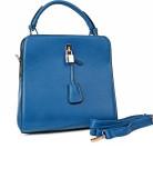 Just Women Messenger Bag (Blue)