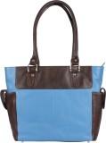 Jharcraft Shoulder Bag (Blue, Brown)