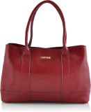 Daphne Hand-held Bag (Maroon)