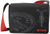 Sk Bags Messenger Bag (Black)