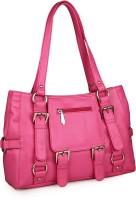 CLASSICFASHION Shoulder Bag(Pink)