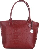 Dice Shoulder Bag (Maroon)
