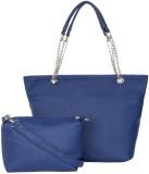 Adisa Shoulder Bag (Blue)