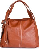 Lychee Bags Shoulder Bag (Brown)