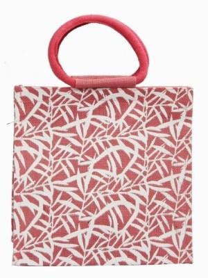 Jute Tree Hand-held Bag