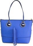 Penguin Shoulder Bag (Blue)