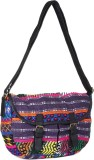 People Women Multicolor Polyester, Cotto...