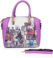 Genious Hand-held Bag(Purple-08)