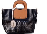 Prezia Hand-held Bag (Black)