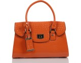 Dazz Hand-held Bag (Orange)