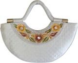 Bhamini Hand-held Bag (White)