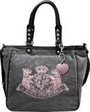 Juicy Couture Hand-held Bag (Grey)