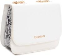 Bebe Shoulder Bag(White)
