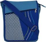 Anekaant Messenger Bag (Blue)