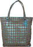 Fashionberg Shoulder Bag (Green, Brown)