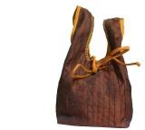 Geroo Pouch Potli (Brown)