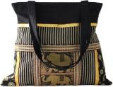 Indha Craft Messenger Bag (Multicolor)