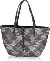 Senora Hand-held Bag(Black)