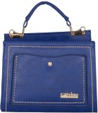 Calvino Satchel (Blue)