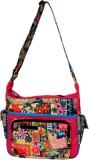 Roshiaaz Shoulder Bag (Pink)