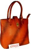 Adimani Hand-held Bag (Brown)