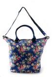 Harp Hand-held Bag (Blue)