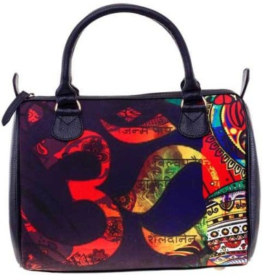 Nirvanaland Hand-held Bag(Multicolor)
