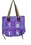 Vintage Shoulder Bag (Purple)