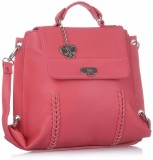 BUTTERFLIES Shoulder Bag (Pink)