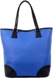 Uni Carress Hand-held Bag (Blue)