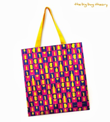 The Big Bag Theory Tote