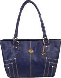 Merci Hand-held Bag (Blue)