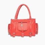 Cottage Shoulder Bag (Red)