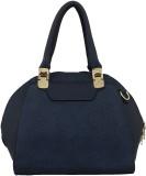 Melange Fashions Hand-held Bag (Blue)