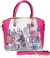 Genious Hand-held Bag(Pink-07)