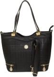 Penguin Shoulder Bag (Black)