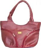 JG Shoppe Shoulder Bag (Maroon)